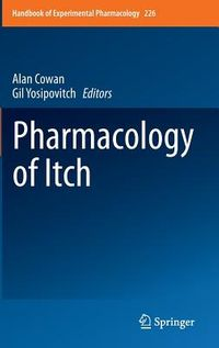 Pharmacology of Itch