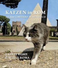 Katzen in Rom Auf Dem Cimitero Acattolico Cats in Rome at the Cimitero Acattolico Gatti Di Roma Al Cimitero Acattolico