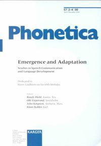 Emergence and Adaptation