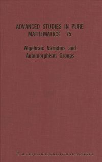 Algebraic Varieties and Automorphism Groups