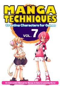 Manga Techniques Creating Characters for Games