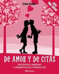 De amor y de citas / The Date Book