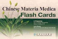 Chinese Materia Medica Flash Cards