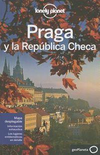 Lonely Planet Praga y la Republica Checa