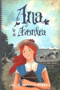 Ana, la de Avonlea / Ana of Avonlea