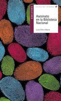 Asesinato en la Biblioteca Nacional/ Murder In The National Library