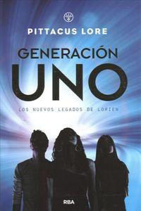 Generaci?n uno / Generation One