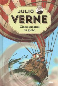 Cinco semanas en globo/ Five Weeks in a Balloon
