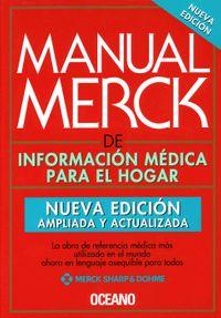 Manual Merck / Manual Merck