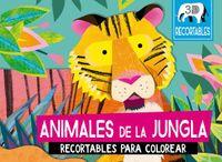 Animales de la jungla / Jungle Pops