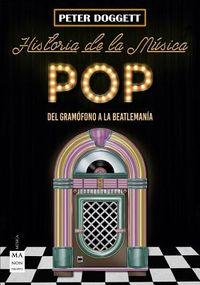 Historia de la m?sica pop / History of Pop Music