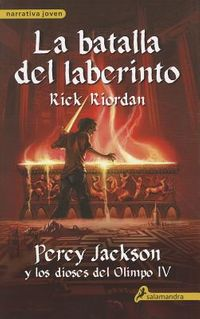 La batalla del laberinto / The Battle of the Labyrinth