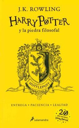 Harry Potter y la piedra filosofal / Harry Potter and the Philosopher's Stone