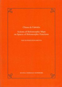 Actions of Holomorphic Maps on Spaces of Holomorphic Functions