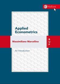 Applied Econometrics