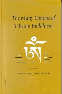 The Many Canons of Tibetan Buddhism