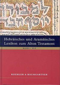 Hebraisches Und Aramaisches Lexikon