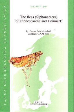 The Fleas Siphonaptera of Fennoscandia and Denmark