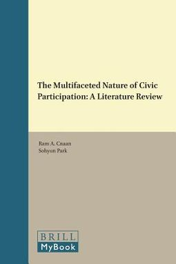 The Multifaceted Nature of Civic Participation