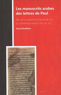 Les Manuscrits Arabes Des Lettres De Paul