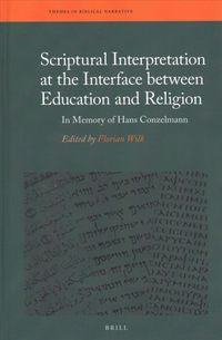 Scriptural Interpretation at the Interface Between Education and Religion