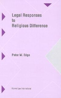 Legal Responses to Religious Difference