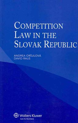 Competition Law in the Slovak Republic