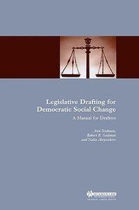Legislative Drafting for Democratic Social Change