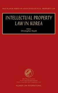 Intellectual Property Law in Korea