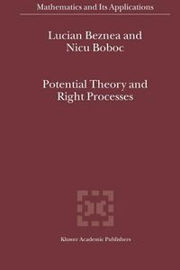 Potential Theory and Right Processes