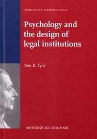 Psychology and the Design of Legal Institutions