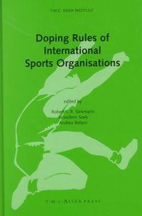Doping Rules of International Sports Organizations
