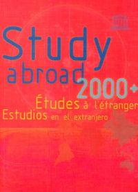Study Abroad/Etudes a L'Etranger/Estudios En El Extranjero