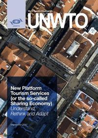 New Platform Tourism Services (Or the So-called Sharing Economy)