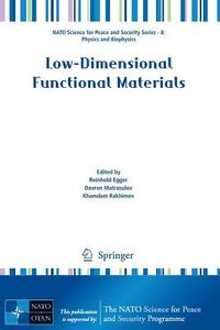 Low-Dimensional Functional Materials