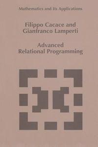 Advanced Relational Programming