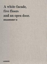 A White Facade, Five Floors and an Open Door.