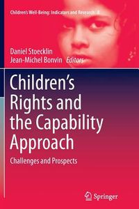 Children?s Rights and the Capability Approach