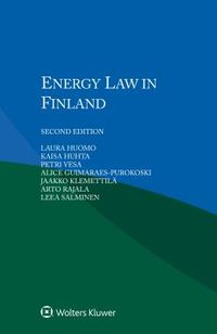 Energy Law in Finland