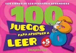 100 juegos para aprender a leer / 100 Learn to Read Games