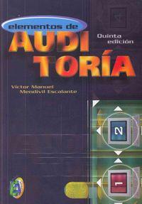 Elementos de auditoria / Elements of Audit