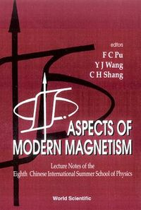Aspects of Modern Magnetism