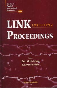 Link Proceedings 1991, 1992