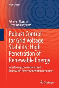 Robust Control for Grid Voltage Stability
