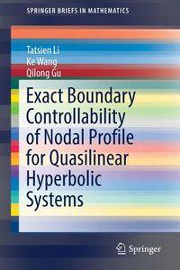 Exact Boundary Controllability of Nodal Profile for Quasilinear Hyperbolic Systems