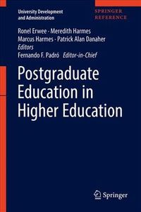 Postgraduate Education in Higher Education