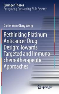 Rethinking Platinum Anticancer Drug Design