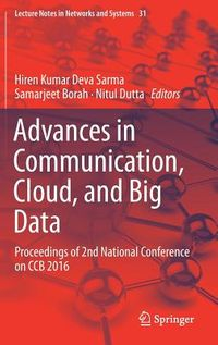 Advances in Communication, Cloud, and Big Data