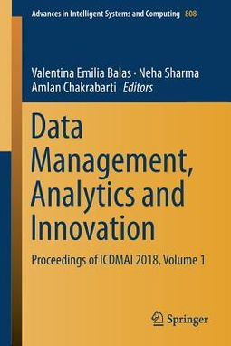 Data Management, Analytics and Innovation