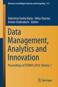 Data Management, Analytics and Innovation